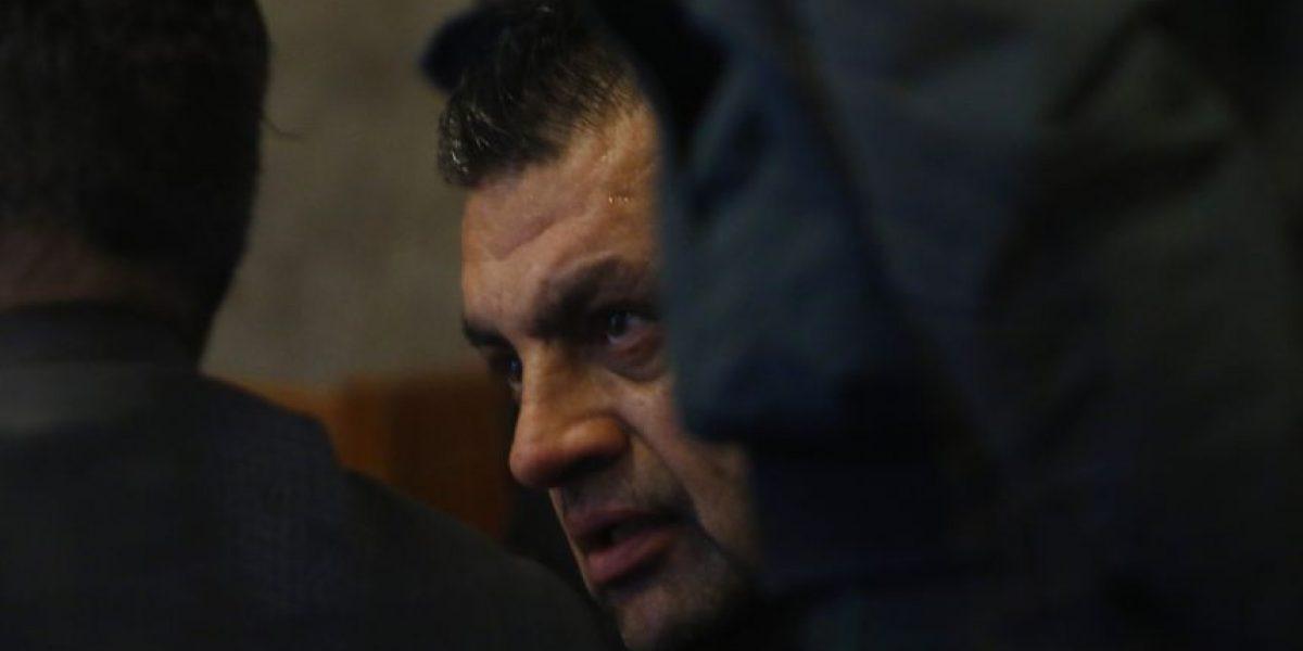 Hombre que robó la espada de Manuel Bulnes quedó con prisión preventiva