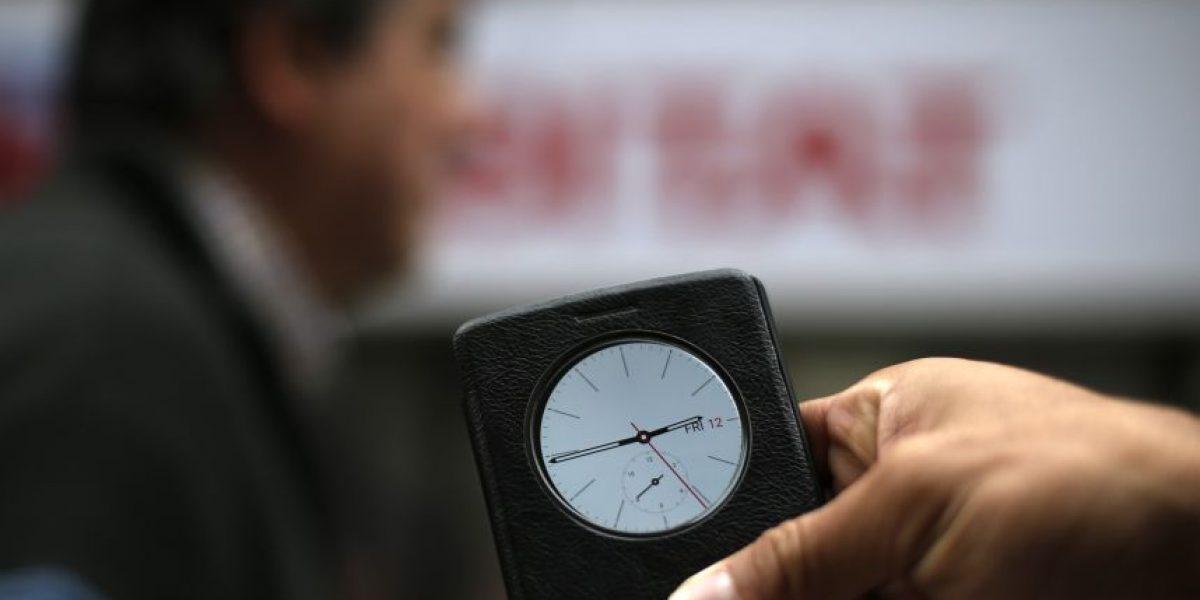 Cambio de hora: Prepara tus equipos tecnológicos