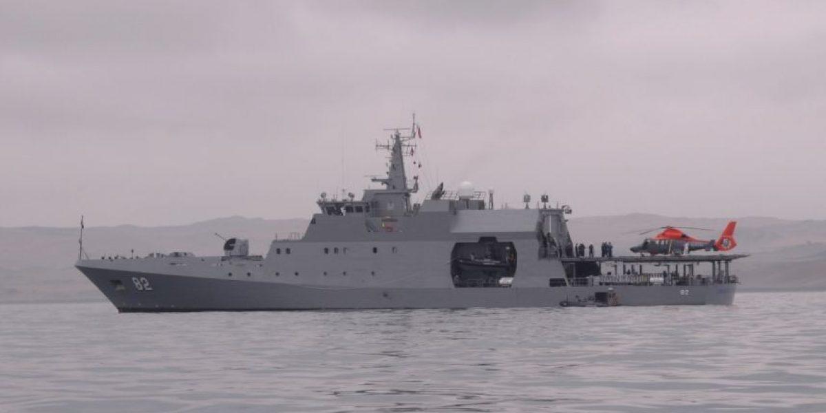 Armada  atenderán 2 mil pacientes en operativo médico en Antofagasta