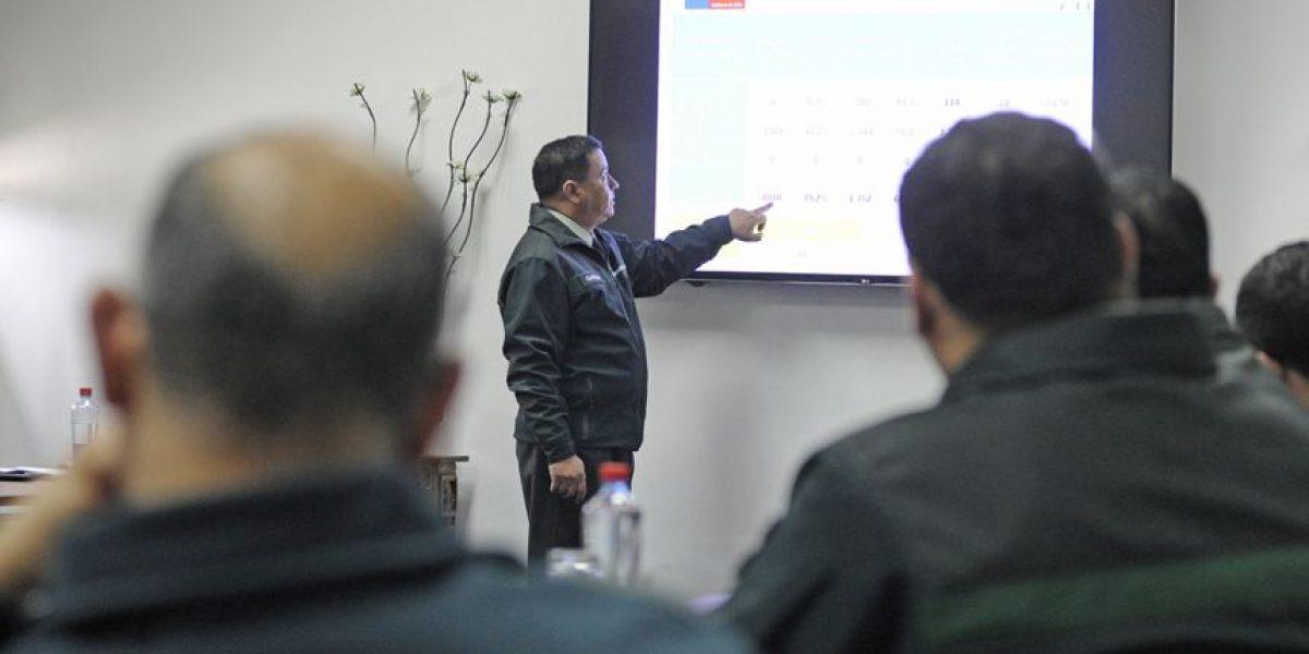 Director Nacional de Gendarmería insta a un nuevo diseño institucional
