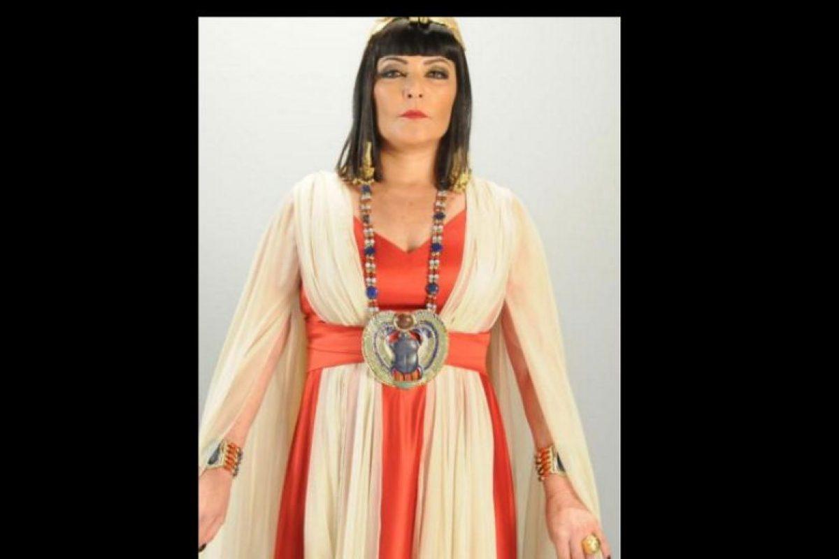 Angelina Muniz es Tuya Foto:Rede Record. Imagen Por: