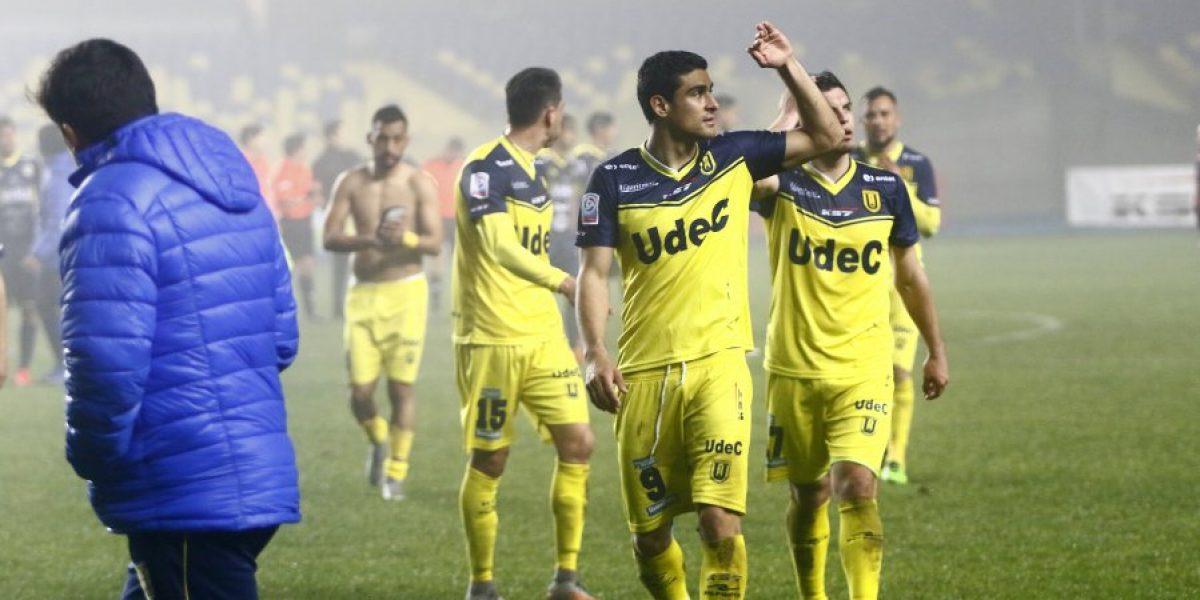 Everton sigue sin convencer tras resignar un agónico empate ante la U. de Concepción