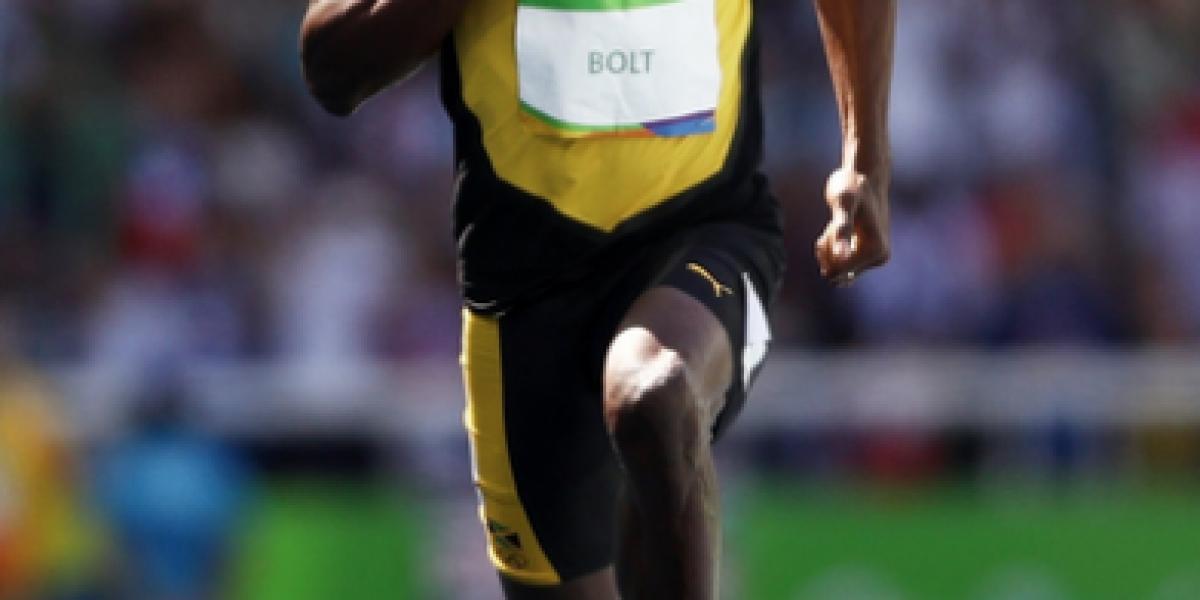 Sin despeinarse: Bolt ganó su serie y está en semifinales de los 100 metros de Río 2016