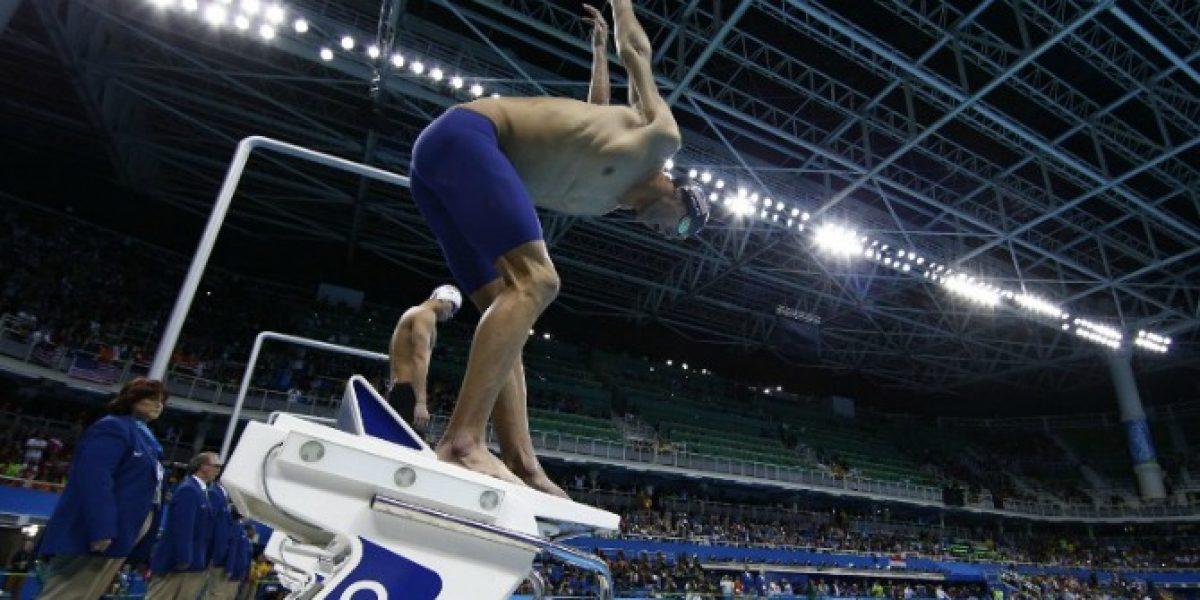 En directo: Michael Phelps no falla y obtiene su última medalla de oro en los JJ.OO