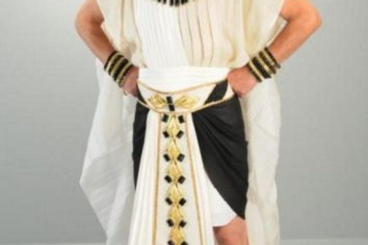 Zécarlos Machado es el Faraón Seti. Foto:Rede Record. Imagen Por: