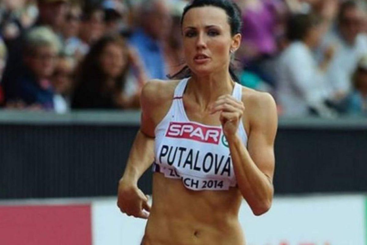 Iveta Putálová – La corredora de los 400m eslovaca es toda una estrella en las redes sociales, y no precisamente por sus aptitudes deportivas. Foto:Getty Images. Imagen Por: