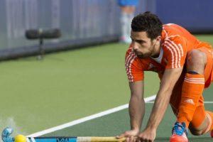 Valentín Verga – Jugador de jockey sobre césped argentino que se nacionalizó holandés. Foto:Getty Images. Imagen Por:
