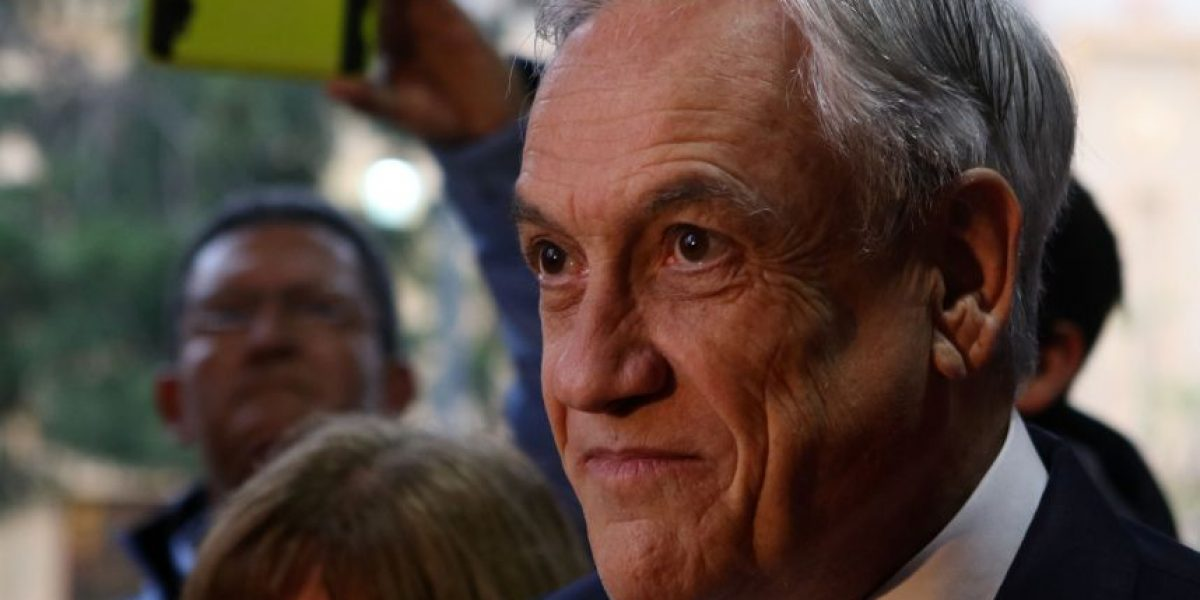 Sebastián Piñera se reunirá con el presidente Kuczynski durante viaje a Perú