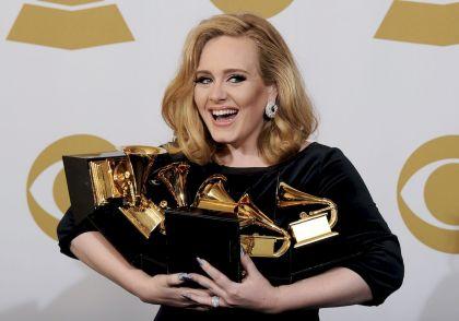 Adele se negó a ser parte del Super Bowl 2017