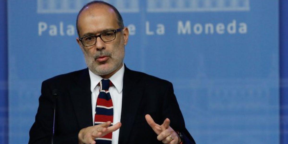 Ministro Valdés y pensiones: