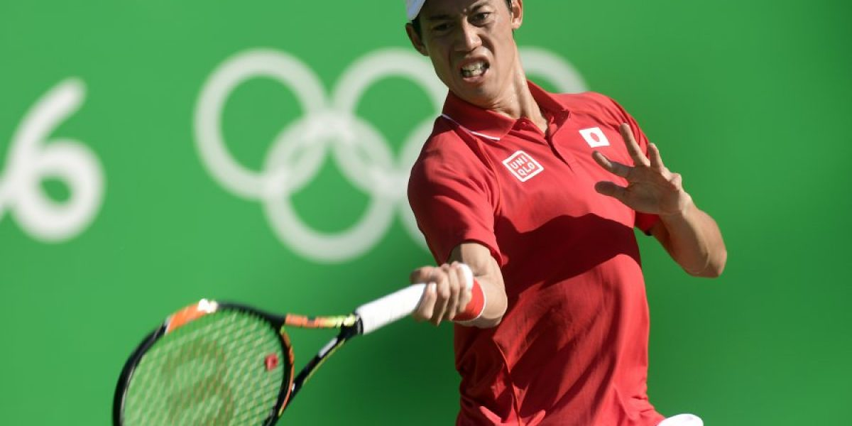 Kei Nishikori obtiene el bronce olímpico en Río tras victoria ante Rafael Nadal