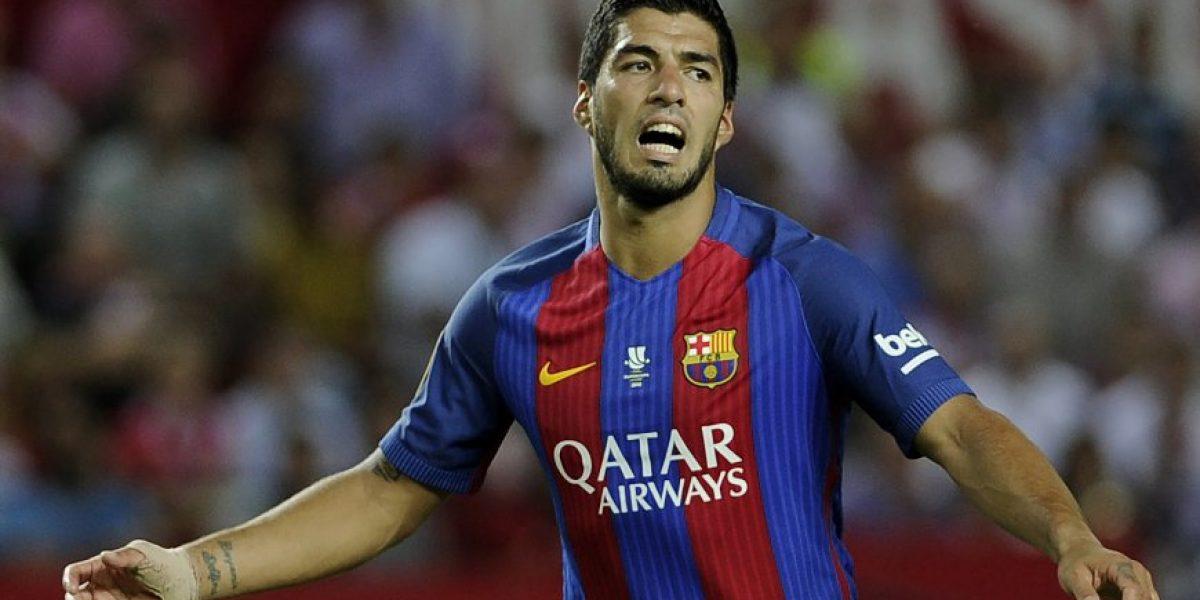 Barcelona de Bravo venció al Sevilla en la ida de la Supercopa de España