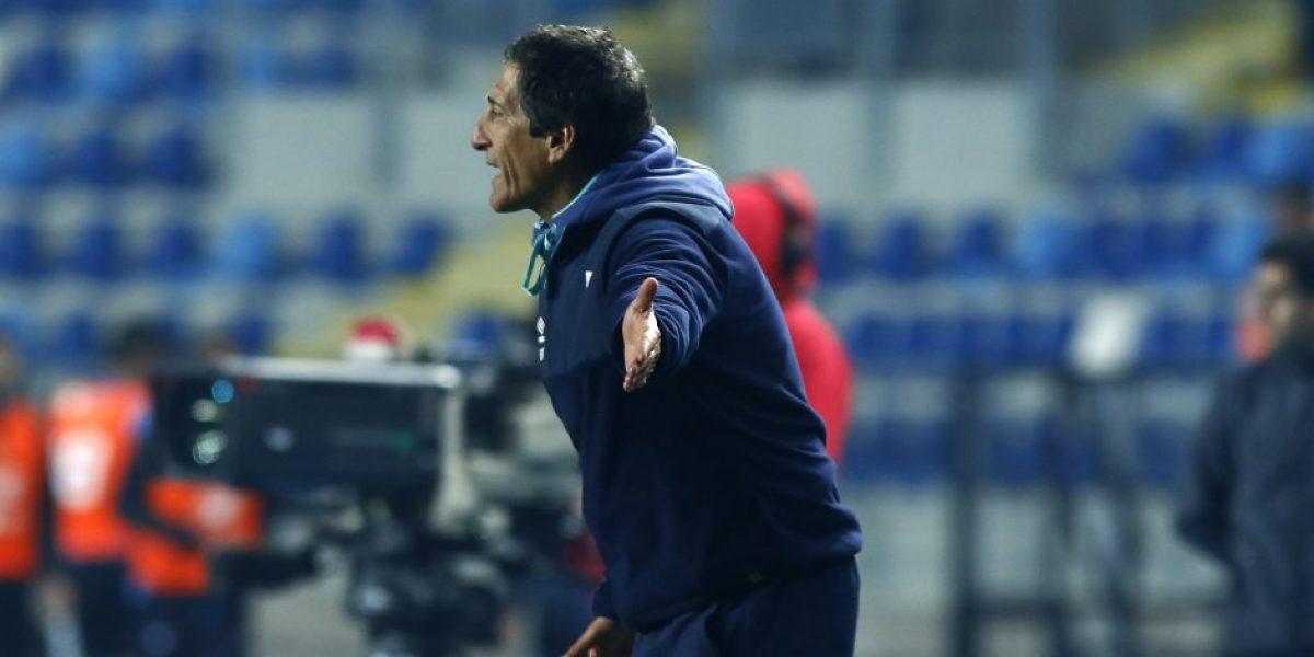 Mario Salas y nuevo empate: