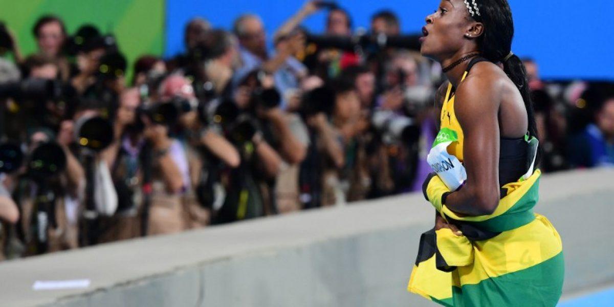 Elaine Thompson es la nueva reina del atletismo al imponerse en los 100 metros planos