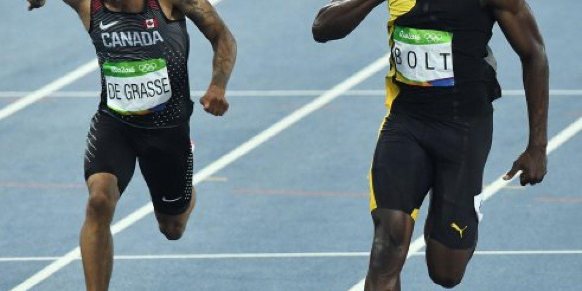 Histórico e imbatible: Usain Bolt consiguió su tercer oro olímpico en los 100 metros