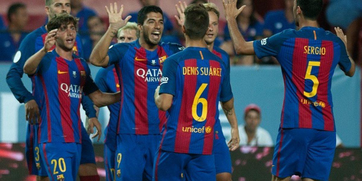 Minuto a minuto: Sevilla vs. Barcelona