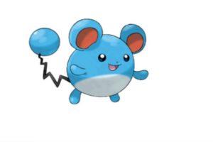 Marill Foto:Wiki Pokémon. Imagen Por: