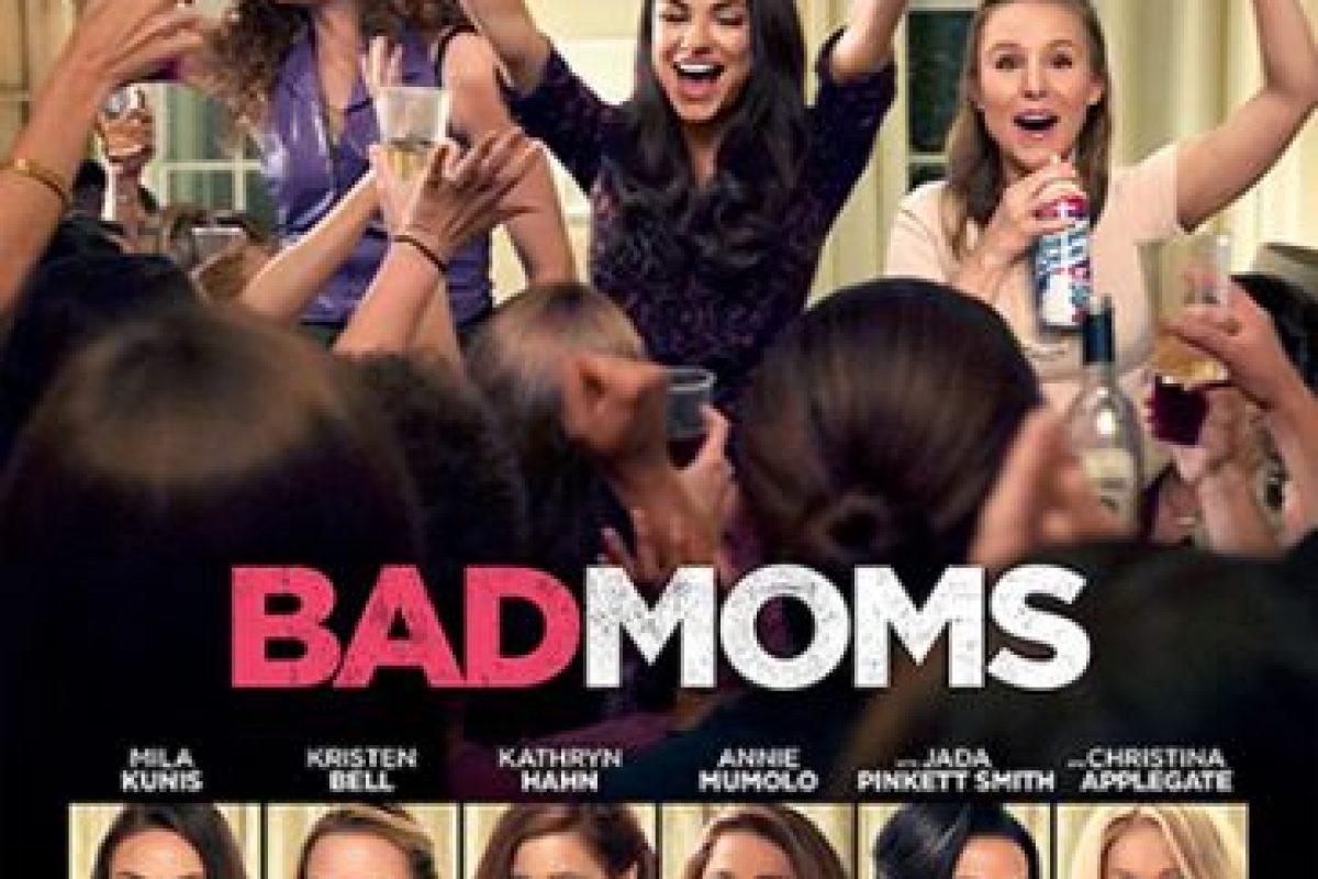 """Póster oficial de """"Malas Madres"""" Foto:IMDB. Imagen Por:"""