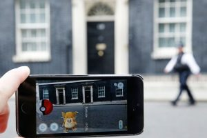 Juegos de realidad aumentada como Pokemon Go han demostrado ser muy populares. Foto:Getty Images. Imagen Por: