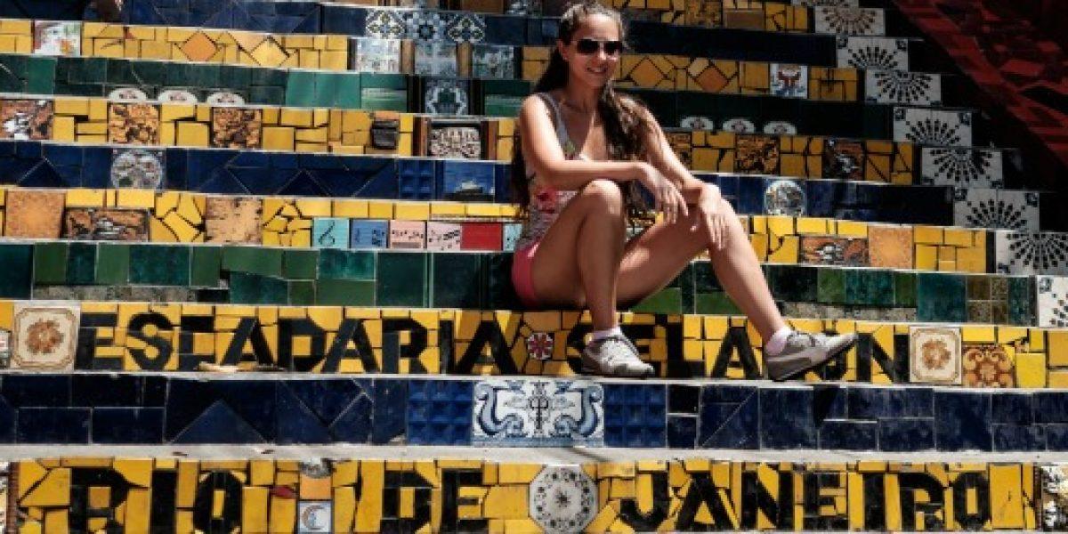 Chilenos están entre los que más visitan Río por los Juegos Olímpicos