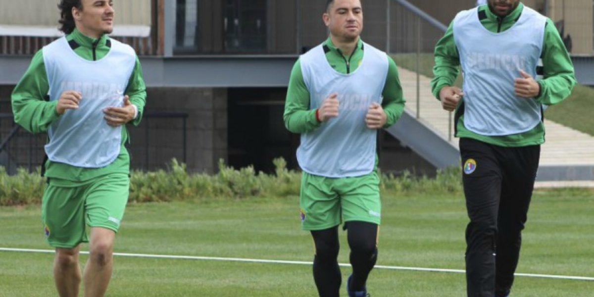Algo bueno en Audax: Martínez queda listo para debutar y Pol está pronto a retornar