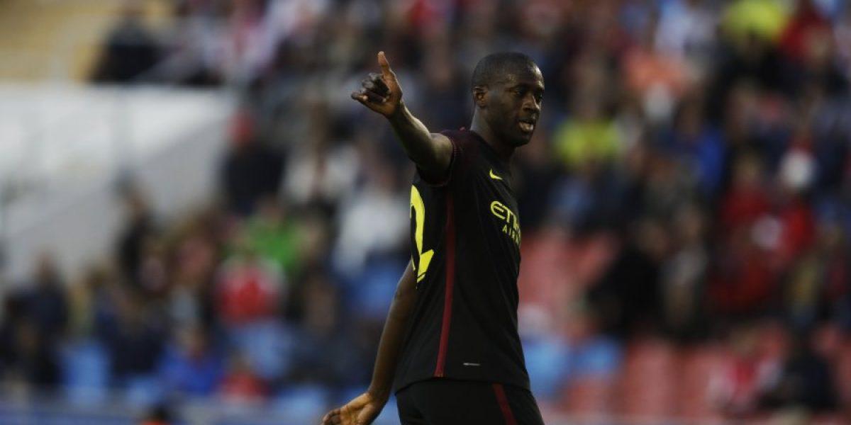 Yaya Touré sigue cortado en el Manchester City y crecen los rumores sobre su posible partida