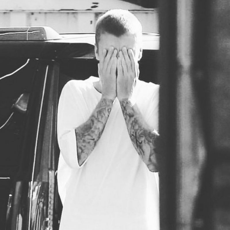 . Imagen Por: Instagram/@Justinbieber