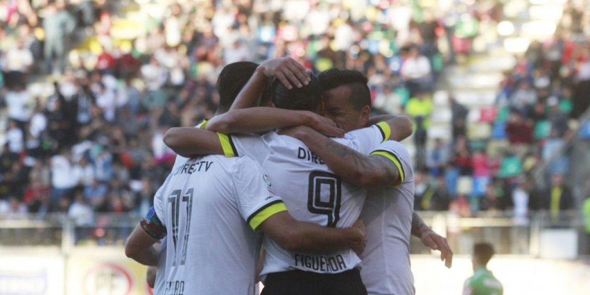 Los resultados del fútbol chileno en este fin de semana