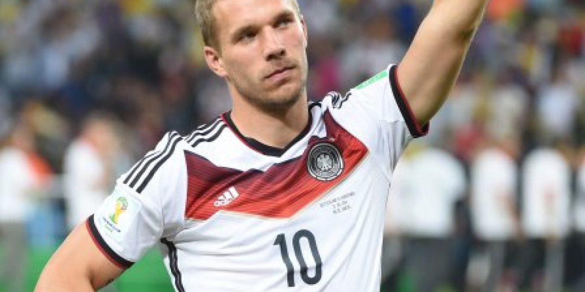 Se va otro estandarte: Se retiró el tercer goleador histórico de la selección de Alemania