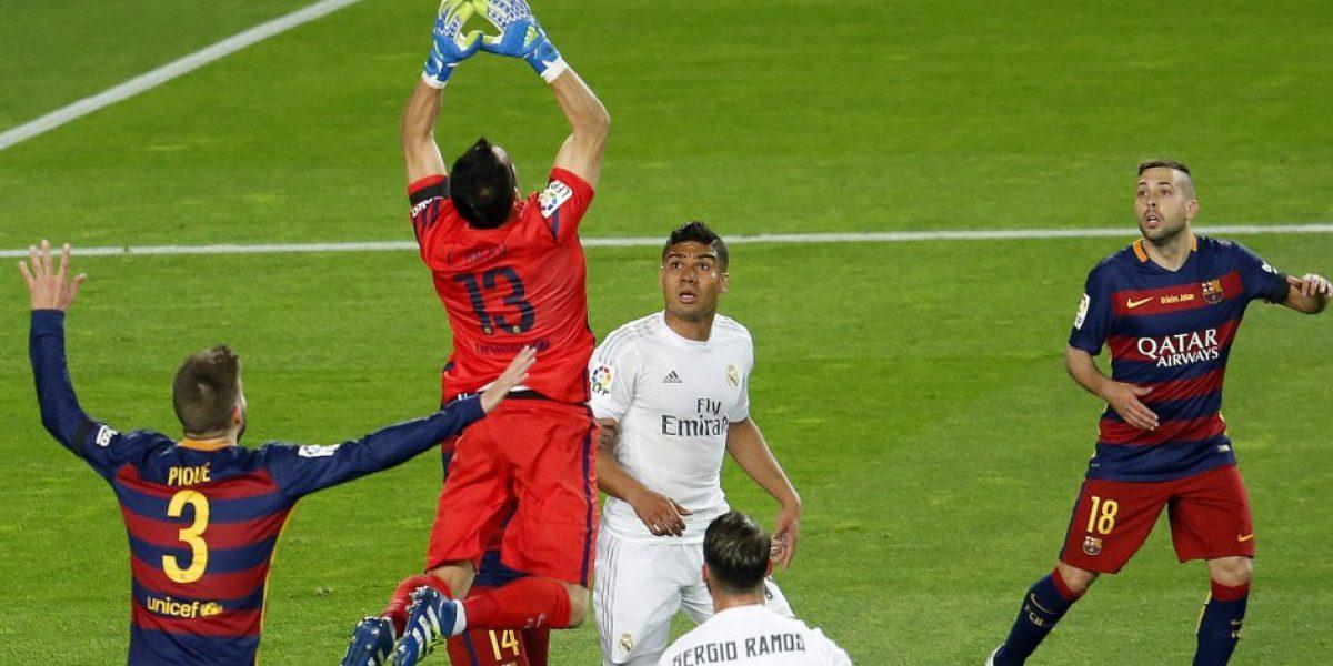 ¿Adiós Barcelona? Dan por hecho el fichaje de Claudio Bravo en el City de Guardiola