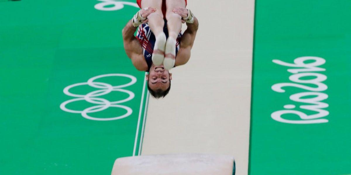 Tomás González no pudo concretar el sueño de una medalla en Río 2016