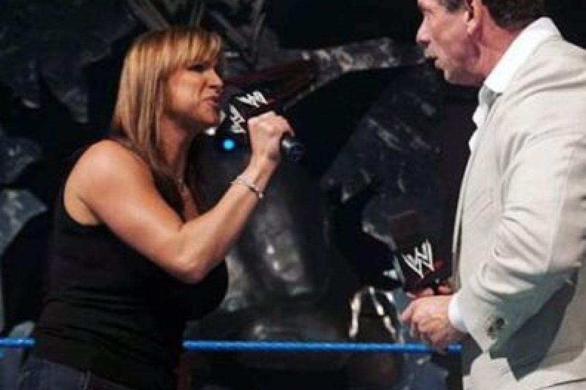 Stephanie McMahon Foto:WWE. Imagen Por:
