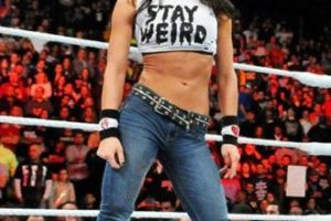 AJ Lee Foto:WWE. Imagen Por: