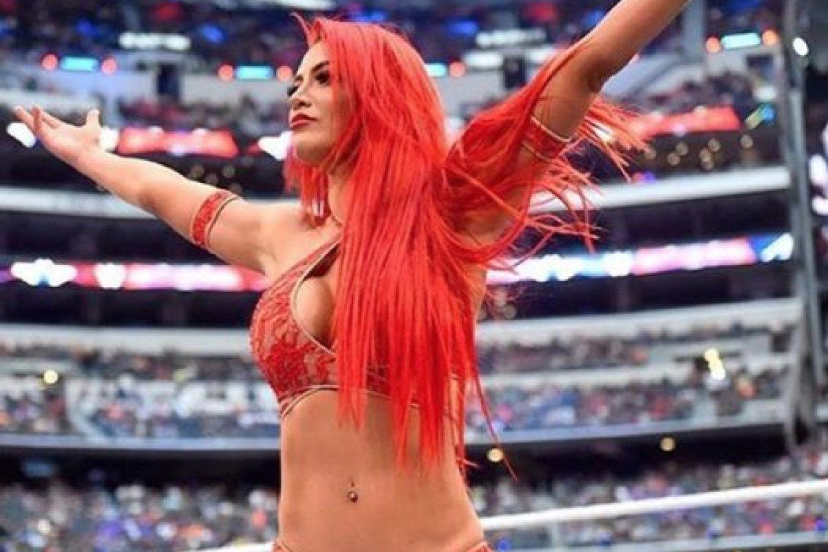 Muchos la aman por su belleza Foto:WWE. Imagen Por: