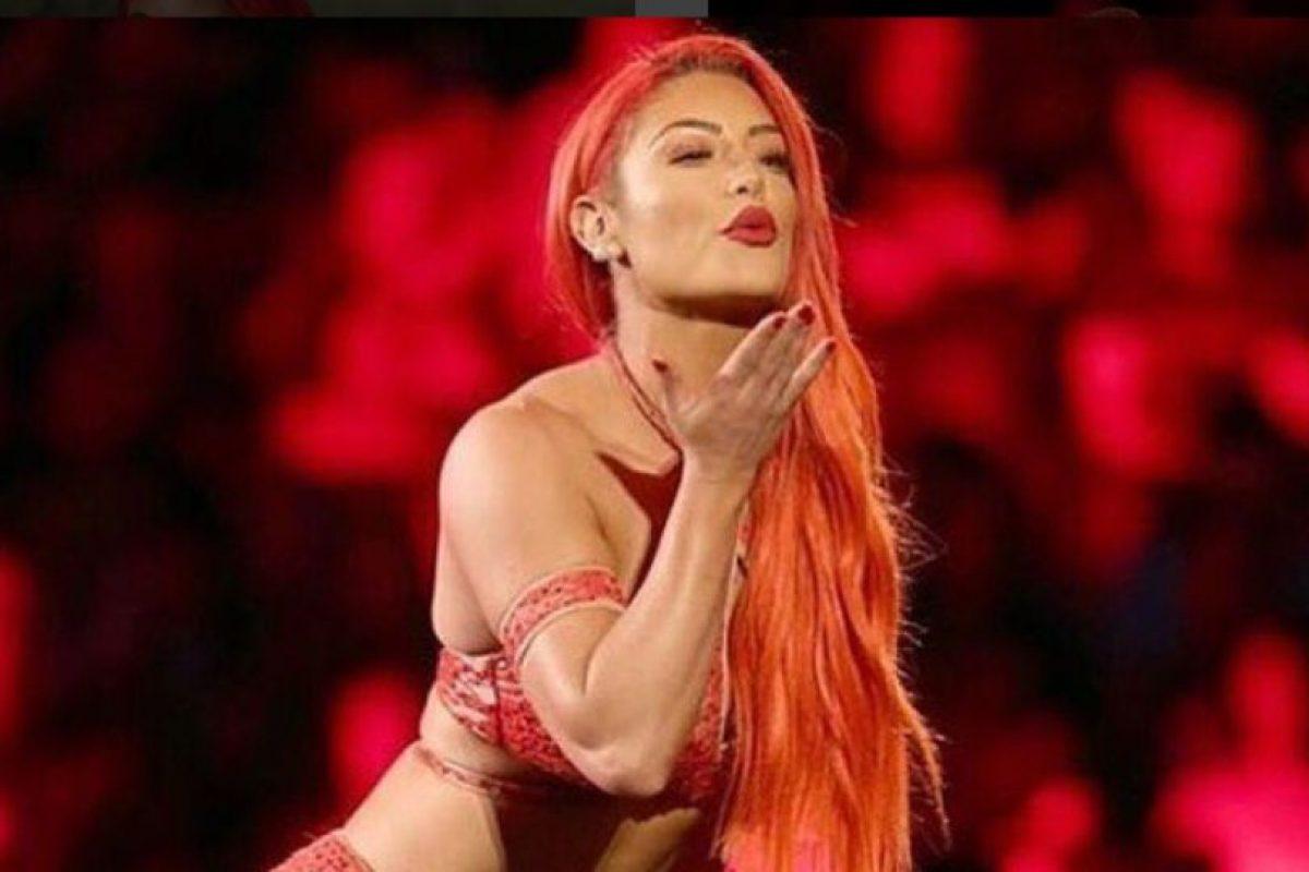 Eva Marie Foto:WWE. Imagen Por:
