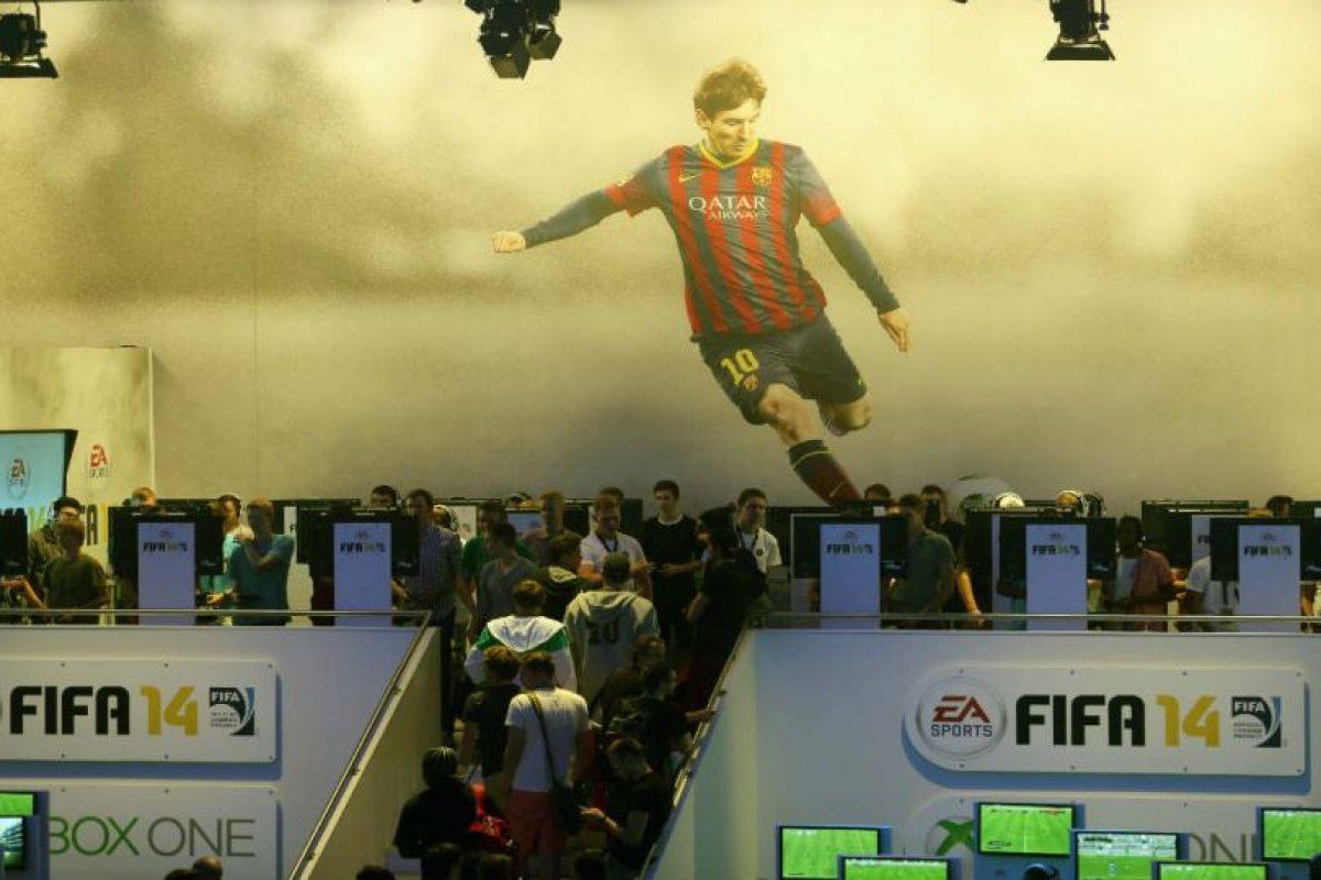 FIFA es uno de los juegos de fútbol más populares. Foto:Getty Images. Imagen Por: