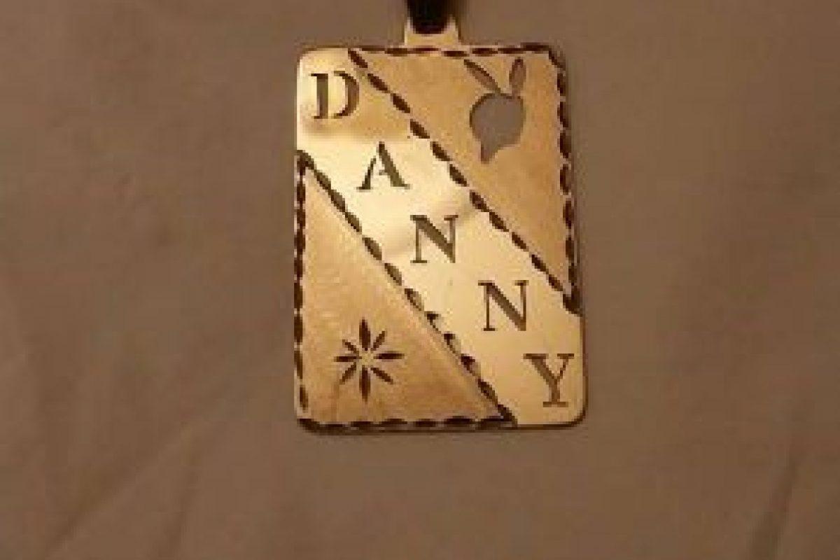 """""""Mi hijo estaba orgulloso de que la medalla tuviera su nombre"""", escribió el papá Foto:Facebook.com/daniel.fitzpatrick.7. Imagen Por:"""