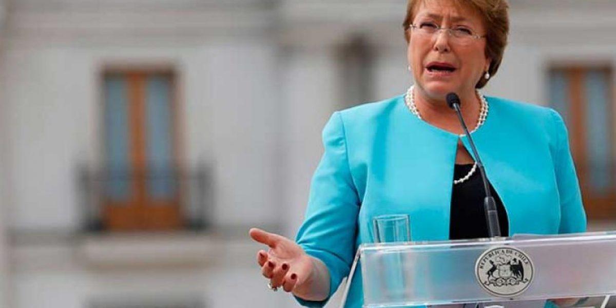 Presidenta Bachelet se reúne con presidentes de ambas cámaras para analizar ajustes a las AFP