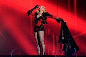 """En 1984 conquistó al público con """"Like a Virgin"""". Foto:Madonna.com. Imagen Por:"""