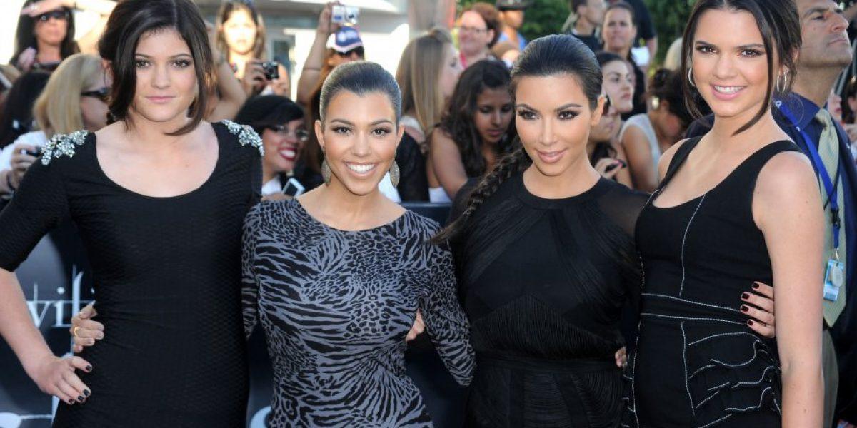 Rapero estadounidense afirma haber tenido romance con tres Kardashian