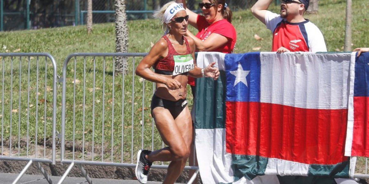 Erika Olivera tras su adiós en Río: