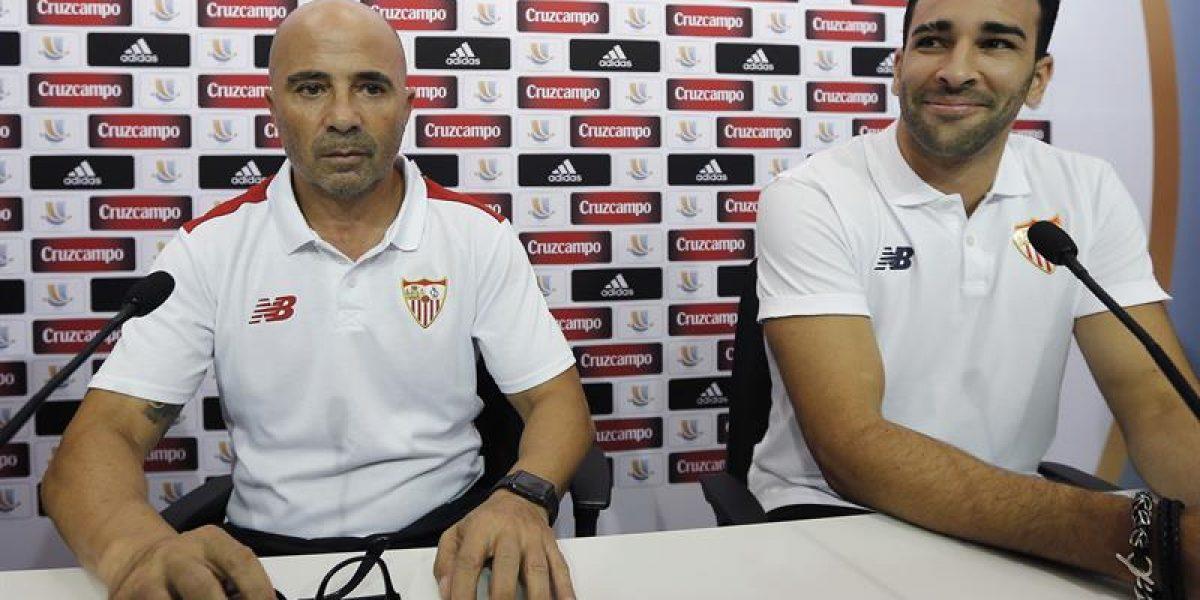 Sampaoli quiere revancha ante el Barça: