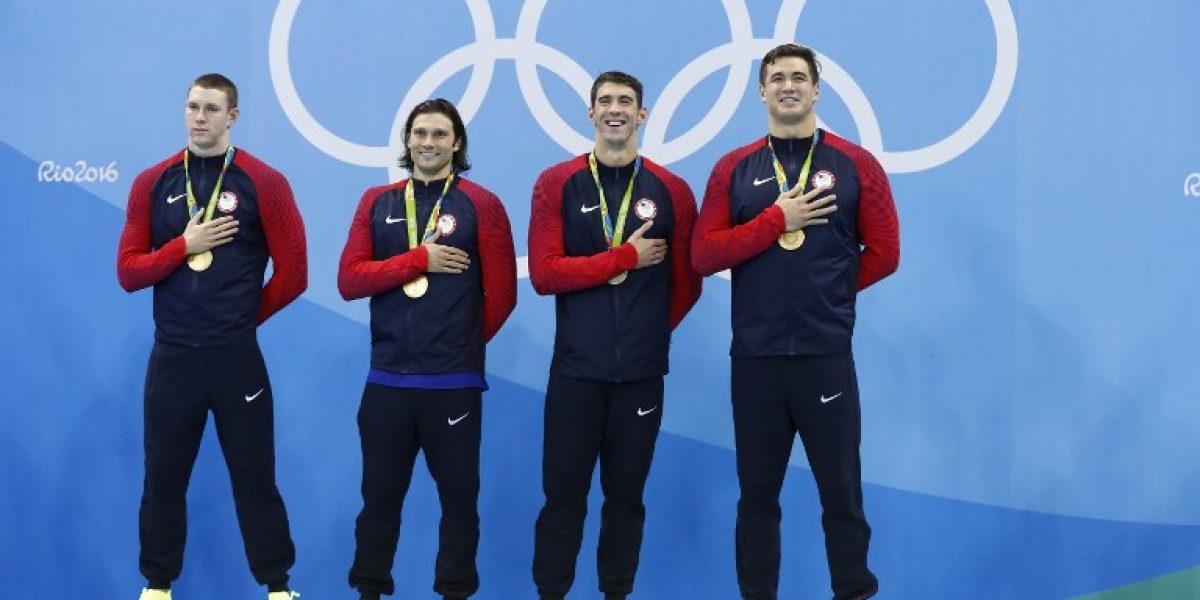 El adiós del histórico Michael Phelps: