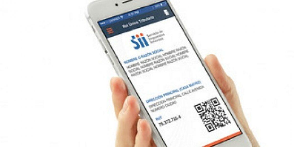 SII lanza aplicación para ver el e-RUT
