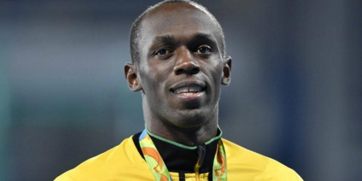 Usain Bolt, atletismo