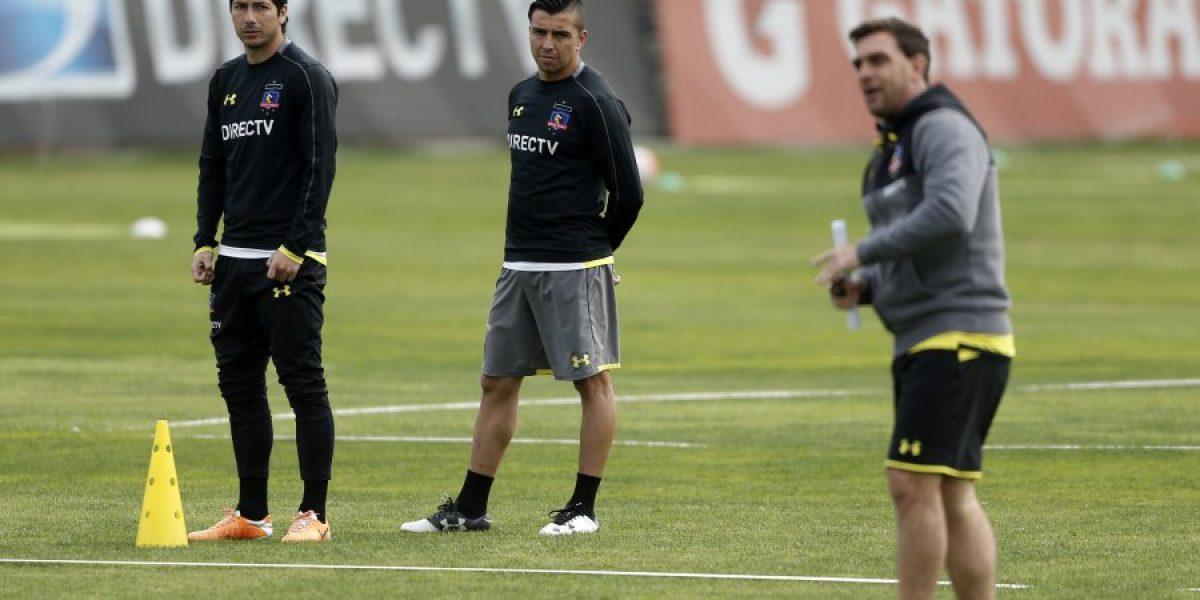 Las modificaciones que prepara Colo Colo para enfrentar a Huachipato