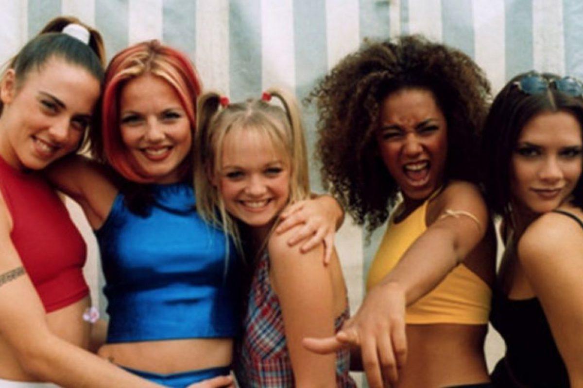 Spice Girls Foto:Twitter. Imagen Por: