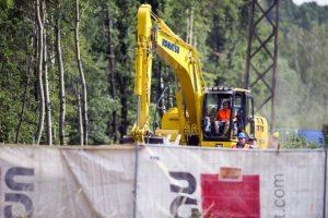 Ahora comienzan los trabajos de excavación Foto:AFP. Imagen Por: