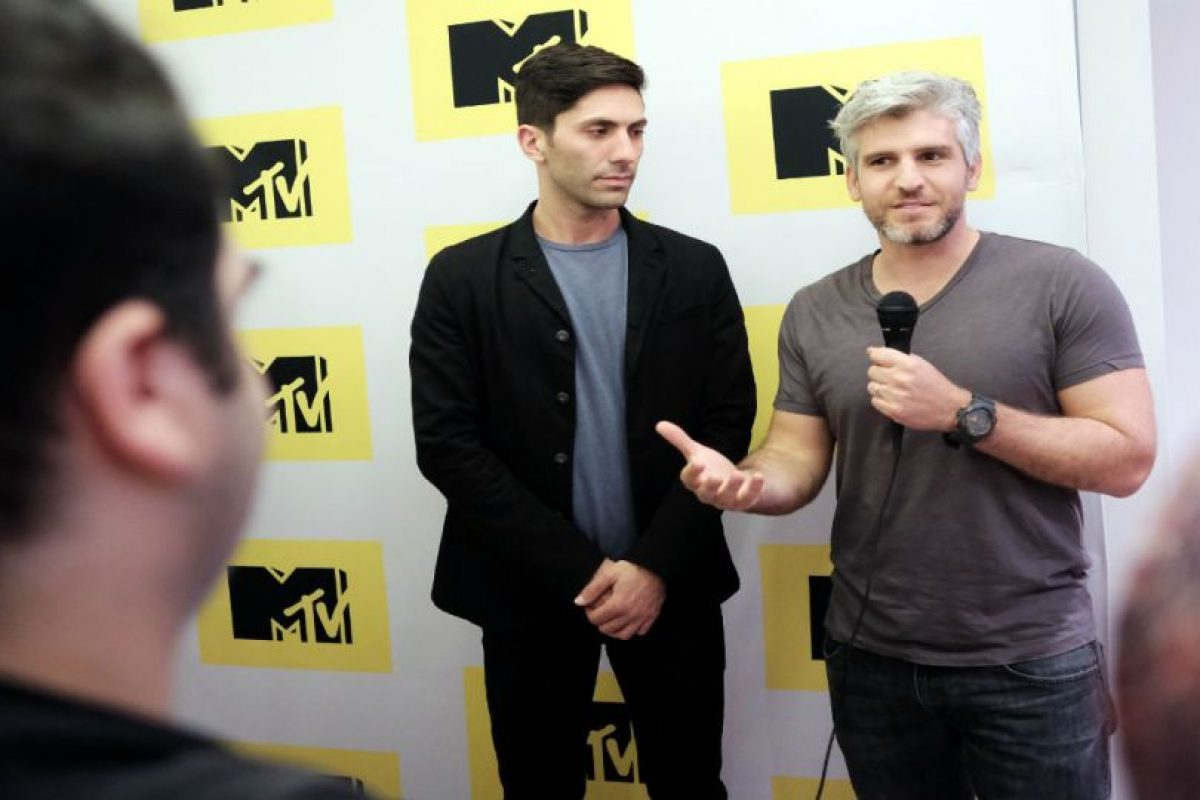"""En MTV se transmitía un programa en donde """"descubrían"""" los catfish. Foto:Getty Images. Imagen Por:"""