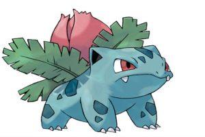 Ivysaur Foto:Pokémon. Imagen Por: